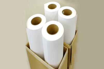 インクジェット用紙(普通紙)64g/㎡ 594X70m 1箱/4本入